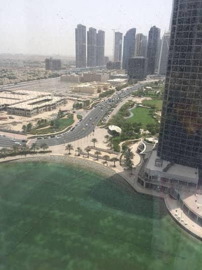 شقة في أبراج بحيرات الجميرا 2 غرف 110000 درهم - 4314126