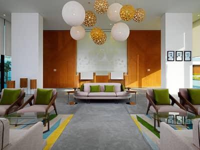 Studio for Rent in Motor City, Dubai - Lobby