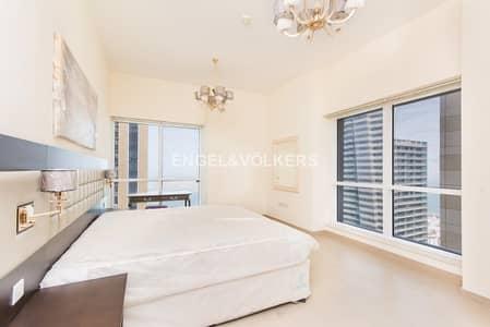 شقة فندقية 2 غرفة نوم للبيع في دبي مارينا، دبي - Spacious 2 Bedroom | Serviced Apartment