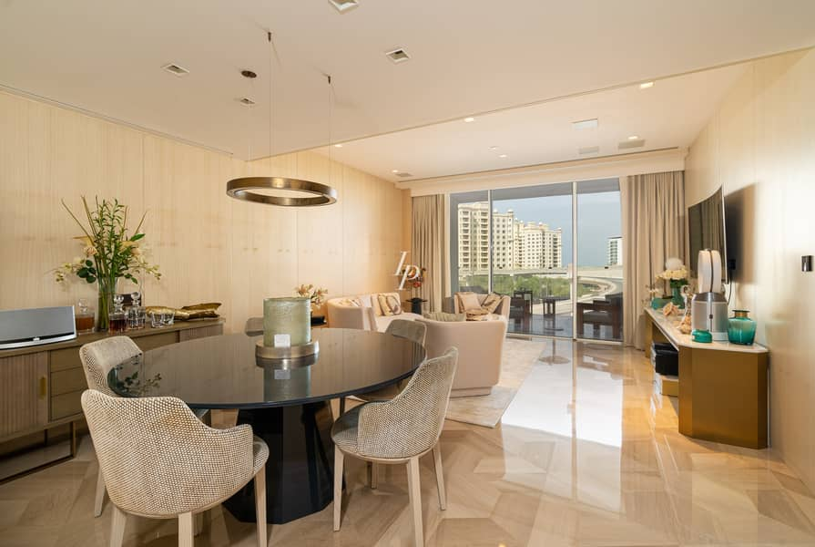 Serviced Residence|Waterfront Community|Furnished
