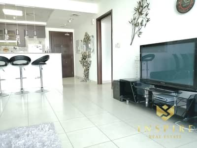 1 Bedroom Apartment for Rent in Business Bay, Dubai - Canal View | Fully Furnished | 1Cheaque