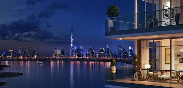4 Bedroom Apartment for Sale in The Lagoons, Dubai - STUNNING APARTMENT WITH BURJ KHALIFA VIEW