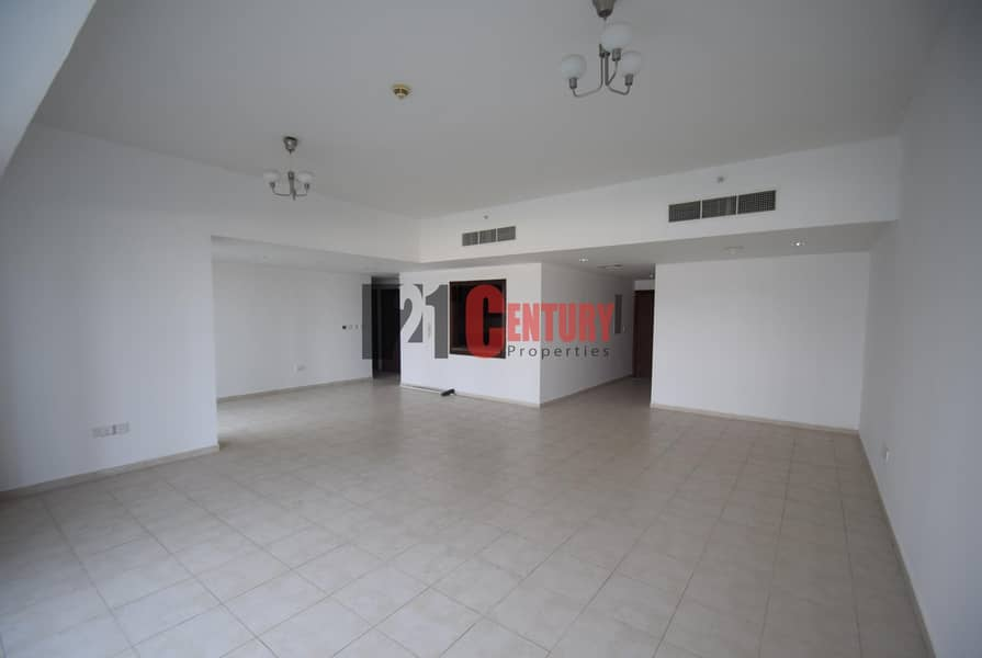 2 HOT Deal! Vacant 3BR+Maid Executive Towers