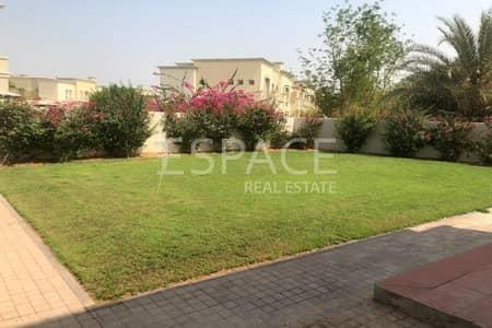 فیلا 3 غرفة نوم للايجار في الينابيع، دبي - 3 Bed Plus Study - Huge Plot - Springs