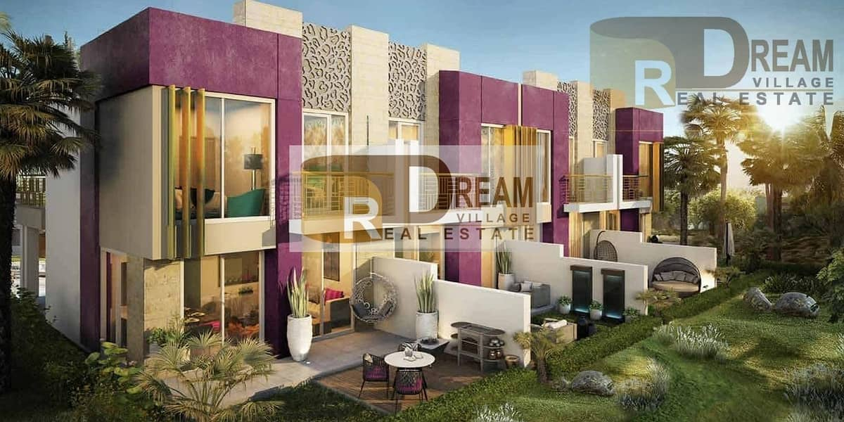 11 Villa inspired by the desert in a very sophisticated residential complex with a competitive price 1.