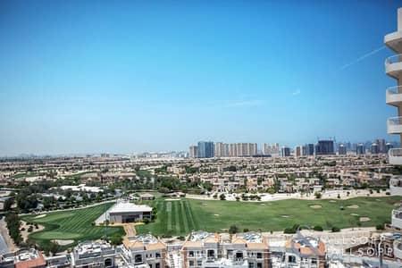 Studio for Sale in Dubai Sports City, Dubai - Large Studio | Well Priced | Golf View