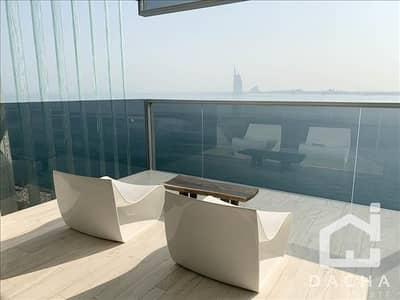 بنتهاوس 4 غرفة نوم للايجار في نخلة جميرا، دبي - Luxury Brand New Penthouse / Incredible Views
