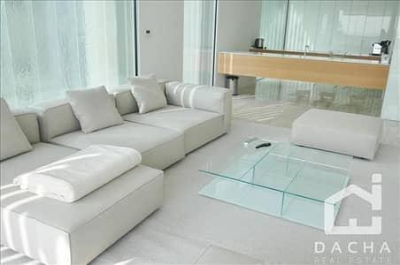 شقة 2 غرفة نوم للايجار في نخلة جميرا، دبي - Luxury / Full Sea Views / Brand New