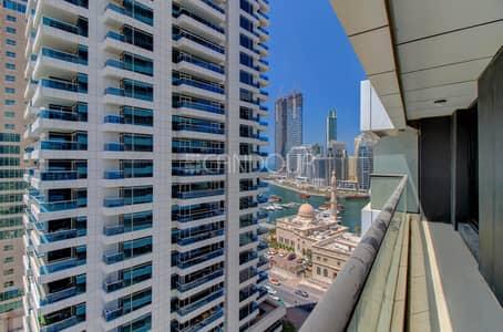 شقة 2 غرفة نوم للايجار في دبي مارينا، دبي - 2 Bedroom | Ready to Move In | Escan Tower