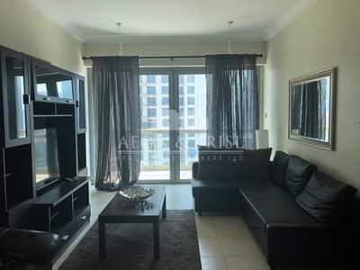 شقة 1 غرفة نوم للايجار في وسط مدينة دبي، دبي - Fully furnished 1 Bed in 8 BLVD Walk