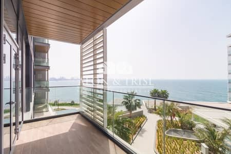 4 Bedroom Penthouse for Sale in Bluewaters Island, Dubai - Full Sea view