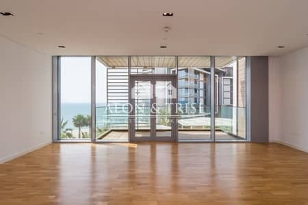 3 Bedroom Apartment for Sale in Bluewaters Island, Dubai - Sea views