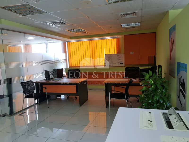 Fully fitted office space Fortune Executive