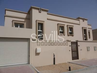 Luxurious four bedroom villas in Al Barashi