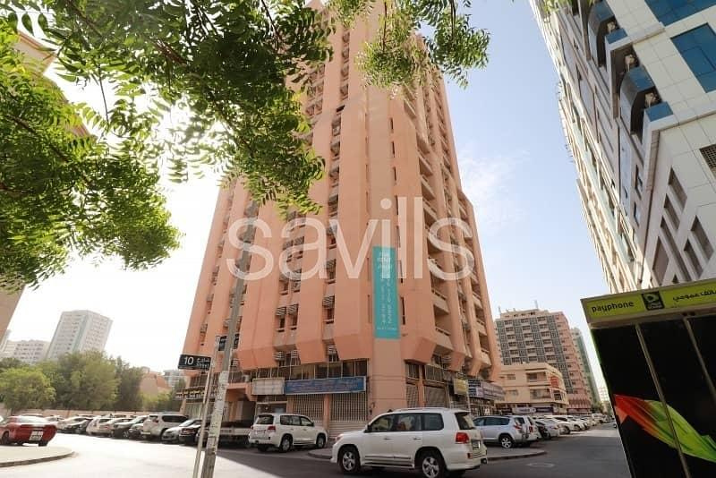 Shop for rent in a vibrant area Abu shaghara