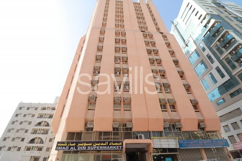 2 Shop for rent in a vibrant area Abu shaghara