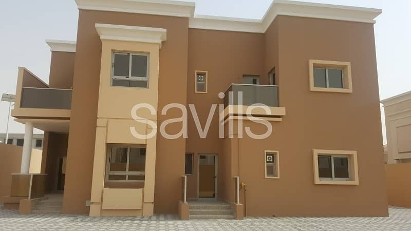 2 Best price spacious villa with huge plot