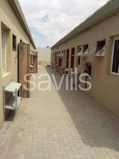 سكن عمال  للبيع في السجع، الشارقة - 11.5% Income from Labor Camp in Al Sajaa
