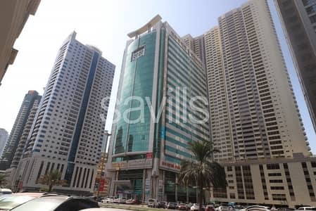 Office for Rent in Al Taawun, Sharjah - 2400 Sqft Office Space in Taawun