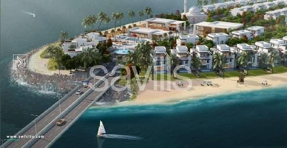 فیلا 3 غرف نوم للبيع في مدينة الشارقة للواجهات المائية، الشارقة - Three floor semi-detached high quality villa