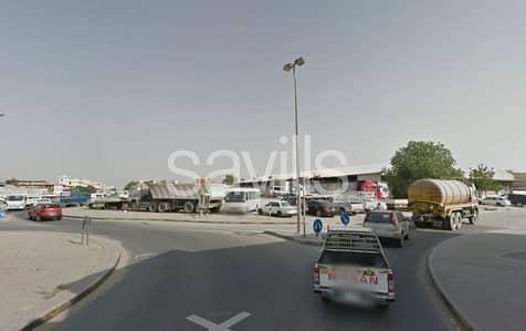 ارض تجارية  للبيع في المنطقة الصناعية، الشارقة - Prime location - Commercial land  Sharjah