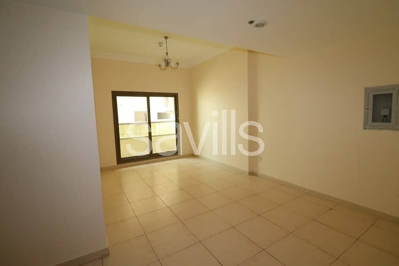 2 Spacious unit on high floor with parking