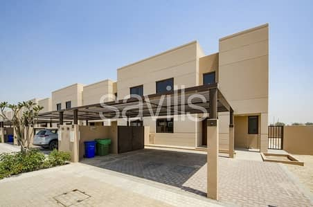 4 Bedroom Townhouse for Sale in Muwaileh, Sharjah - Corner plot in with big garden and parking