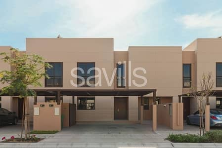 4 Bedroom Townhouse for Rent in Muwaileh, Sharjah - Single row mid unit next to the entrance