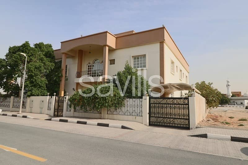 Deluxe 4BR Villa next to French Int'l School | Halwan