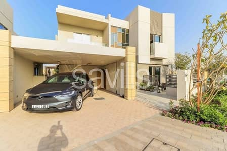 luxurious 4 bed villa in Al Zahia gated community