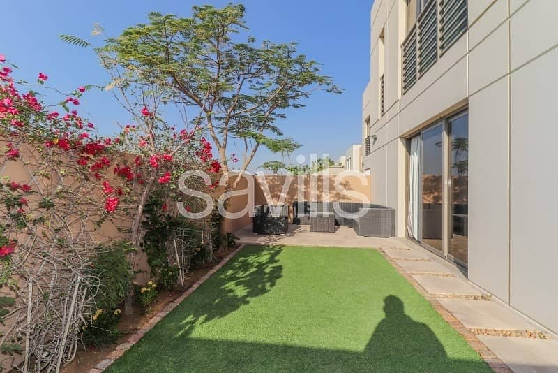 24 Four bed townhouse with bedroom on GF