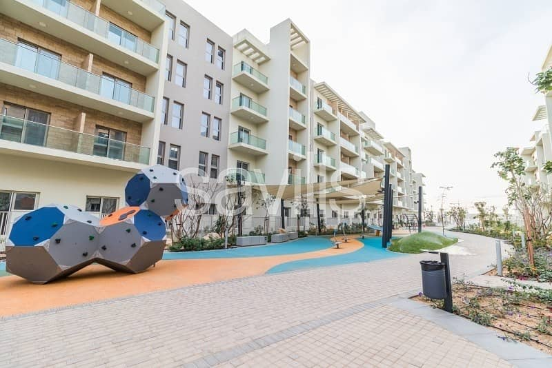 2 1 Bed Apt in Sharjah 1st gated community