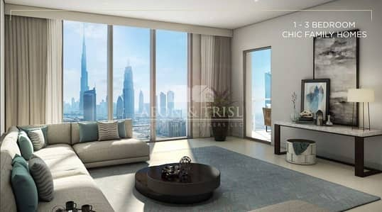 3 Bedroom Flat for Sale in Downtown Dubai, Dubai - 50/50 pay-plan for 3 years | 50% DLD off