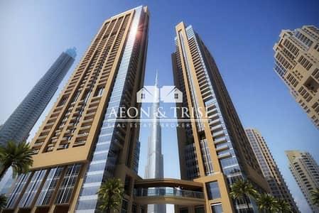 شقة 3 غرفة نوم للبيع في وسط مدينة دبي، دبي - 3-yr post pay plan