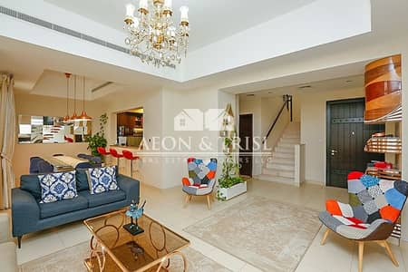 3 Bedroom Townhouse for Sale in Reem, Dubai - 3 Bedroom plus Maid in Mira Oasi