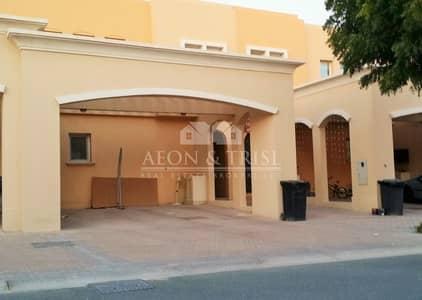 تاون هاوس 3 غرفة نوم للبيع في المرابع العربية، دبي - Upgraded Type 3M | 3 Bed Study in Reem 1
