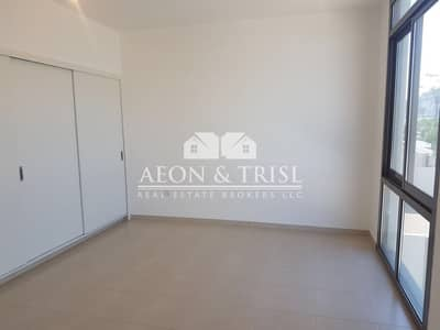 3 Bedroom Townhouse for Sale in Town Square, Dubai -  Backing on Pool