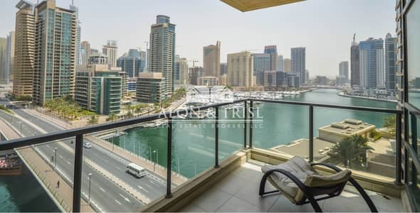 2 Bedroom Flat for Sale in Dubai Marina, Dubai - 04 series I Lower floor I Vacant IFull Marina view