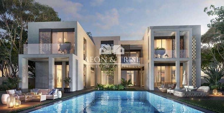 2 6 bed luxury Villa