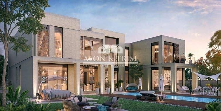 12 6 bed luxury Villa