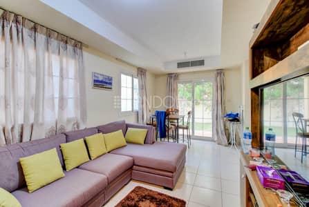 2 Bedroom Villa for Rent in The Springs, Dubai - Corner Unit |Back to Back I Type 4E Villa I Vacant