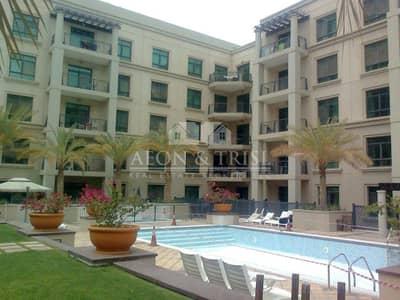 فلیٹ 2 غرفة نوم للايجار في ذا فيوز، دبي - Large 2 beds plus Study Pool View   Corner Unit
