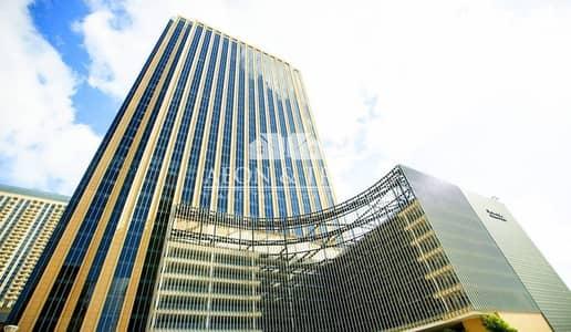 Office for Sale in Dubai Marina, Dubai - Shell and Core Office space in Marina Plaza