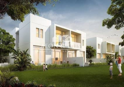 3 Bedroom Townhouse for Sale in Mudon, Dubai - Ready and Brand New Arabella 3 Bedroom plus Maids