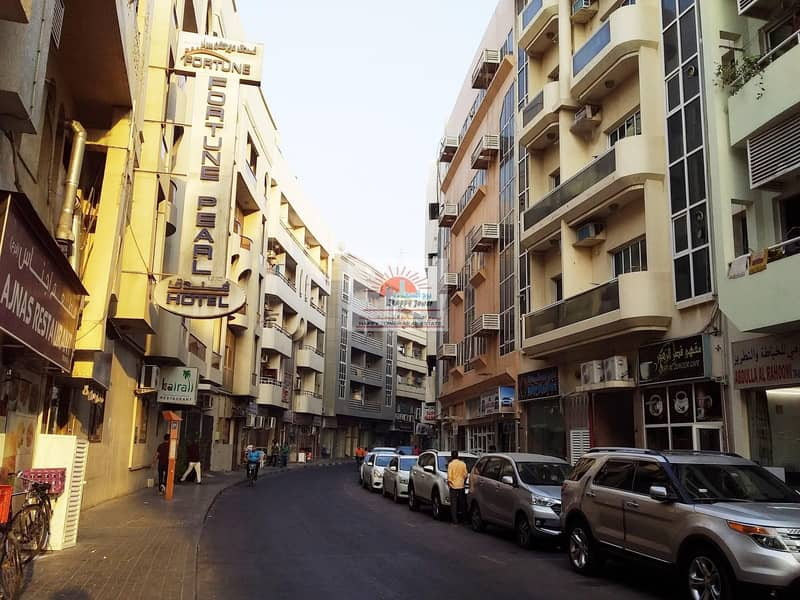 Studio Apartment  with( 400 sq.fts) for Commercial or Residential Purpose in Al Murar