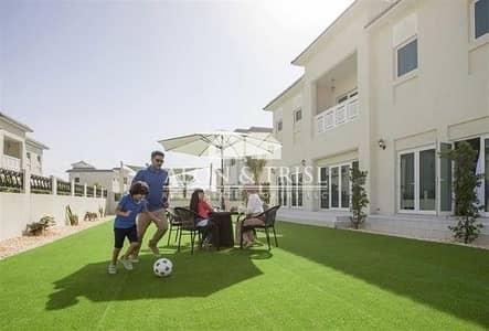 فیلا 4 غرفة نوم للبيع في الفرجان، دبي - Pay 5 percent