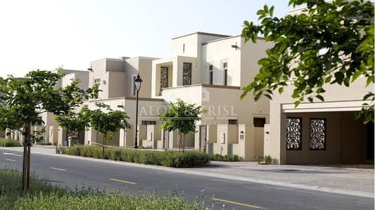 فیلا 3 غرفة نوم للبيع في المرابع العربية 2، دبي - Type 3 Single Row