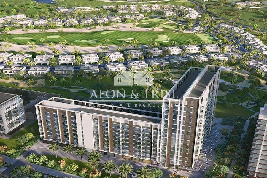 2 2 Bed for 1M Golfville Dubai Hills Emaar