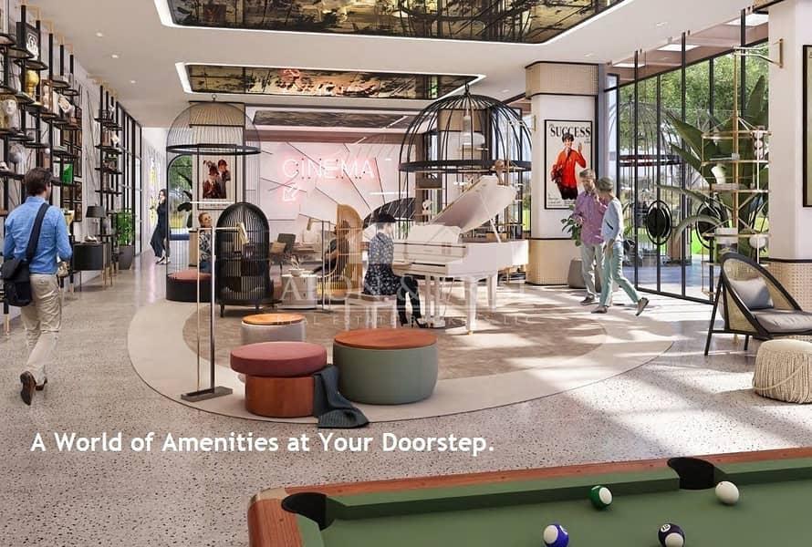 12 2 Bed for 1M Golfville Dubai Hills Emaar