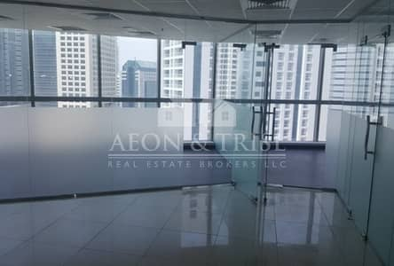 Office for Rent in Barsha Heights (Tecom), Dubai - Spacious Fitted Office in Smart Heights Tecom